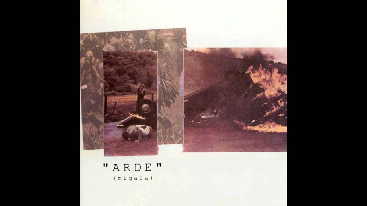 MIGALA «arde» (CD)