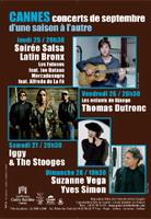 Concerts de Septembre 2008