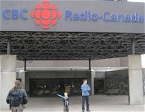 entrée de Radio Canada