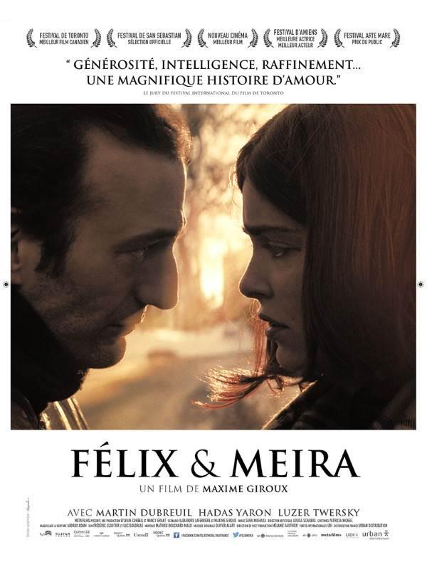 Félix et Meira, Affiche