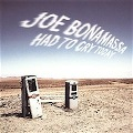 Joe Bonamassa, pochette Had to Cry Today