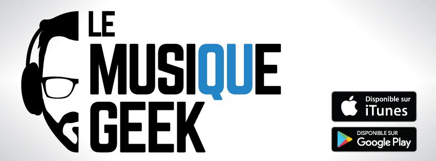 Podcast Le musique Geek