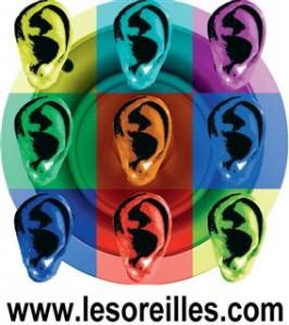 """logo """"lesoreilles.com"""