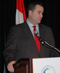 Ministre James Moore