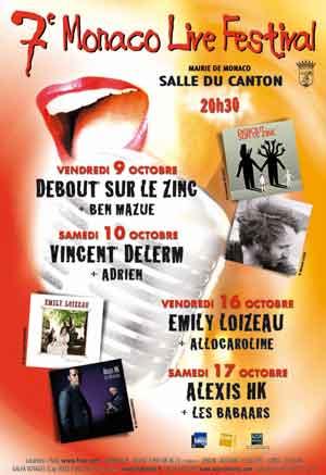 MonacoLive Festival 2009