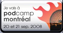 Le podcamp Montréal