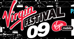 Logo virgin festival