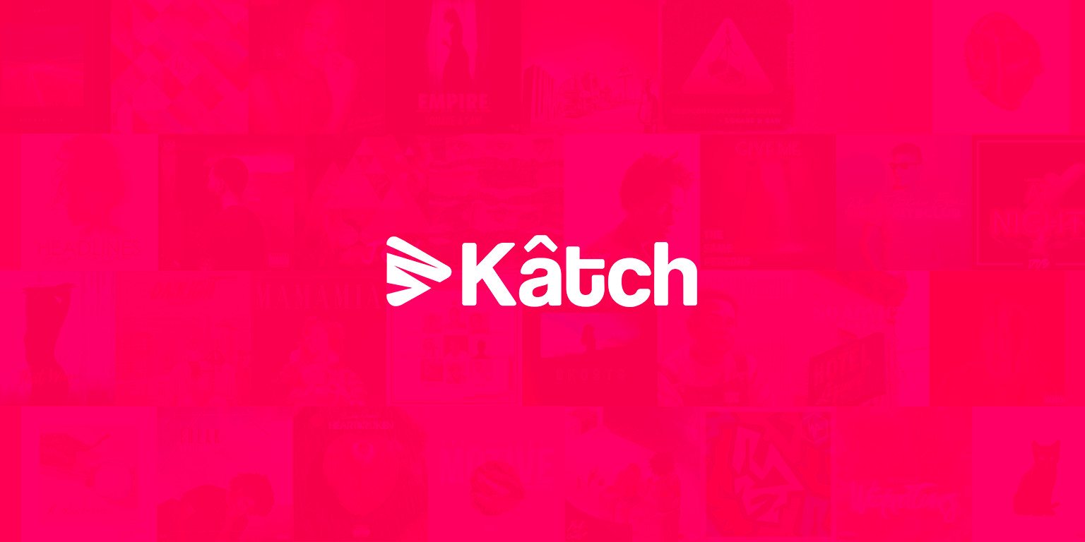 Le Blind Rating sur Smartphones : Kâtch.