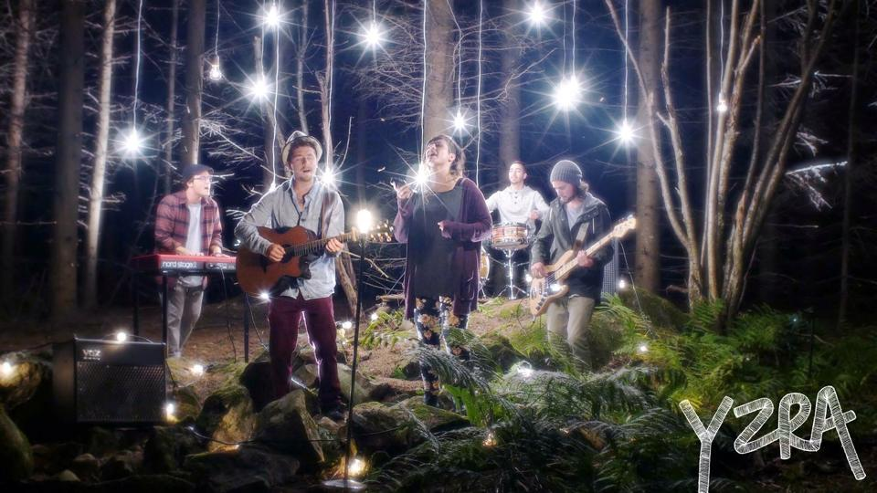 YZRA, un groupe pop-folk lumineux