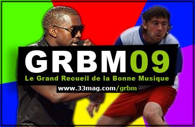 Maintenant en ligne: GRBM édition 2009