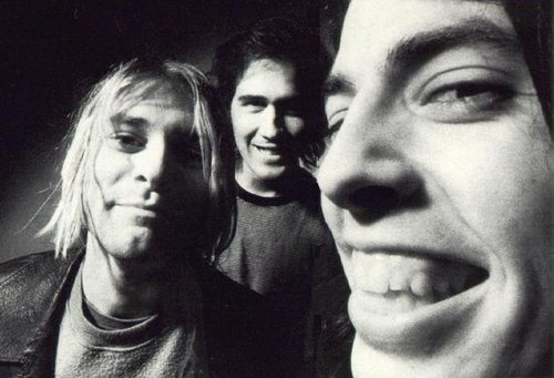 Aujourdhui en 1992: Nirvana est meilleur nouveau groupe aux MTV Awards