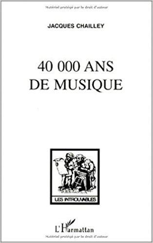 Avec le temps… «40 000 ans de musique»