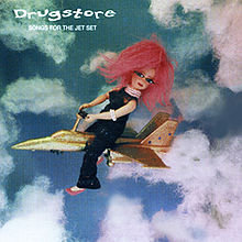 DRUGSTORE « songs for the jet set » (CD)
