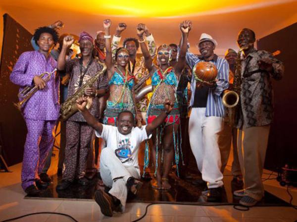Seun Kuti, l'héritier de l'Afro Beat