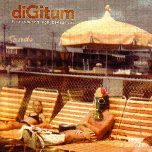 diGitum sort son nouvel album Electronics for digestion