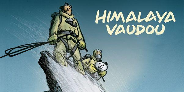 Himalaya Vaudou BD en vidéo