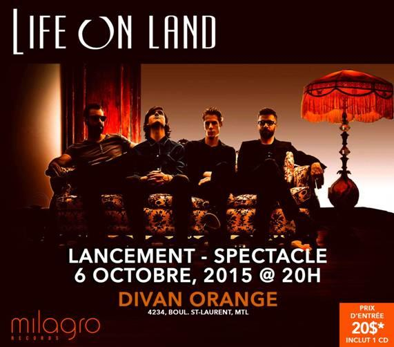 Premier album, A Season pour Life On Land