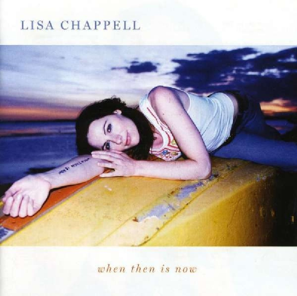 When Then Is Now – Lisa Chappell