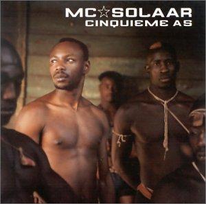 """Solaar le retour avec """"Cinquième As"""" (CD)"""