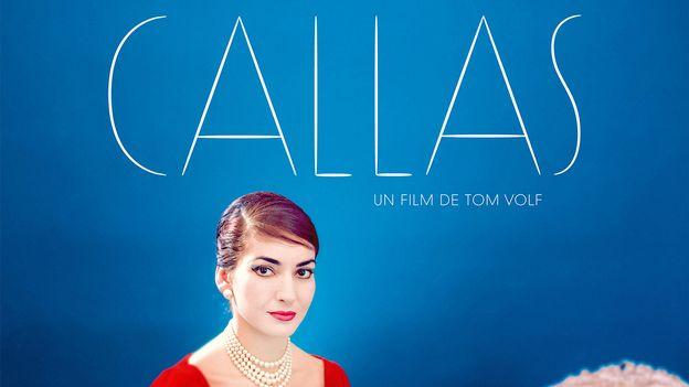 MARIA PAR CALLAS au cinéma à Montréal