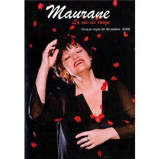 Maurane chante La vie en rouge au Cannet