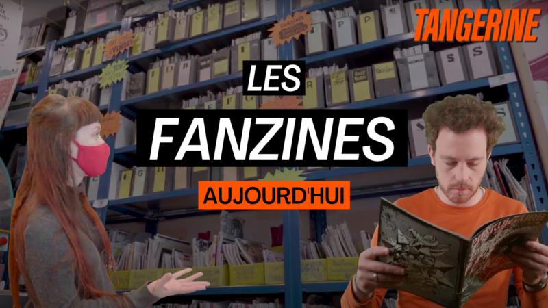 On a visité une bibliothèque de FANZINES : le Fanzinarium | TANGERINE (Hors-série)
