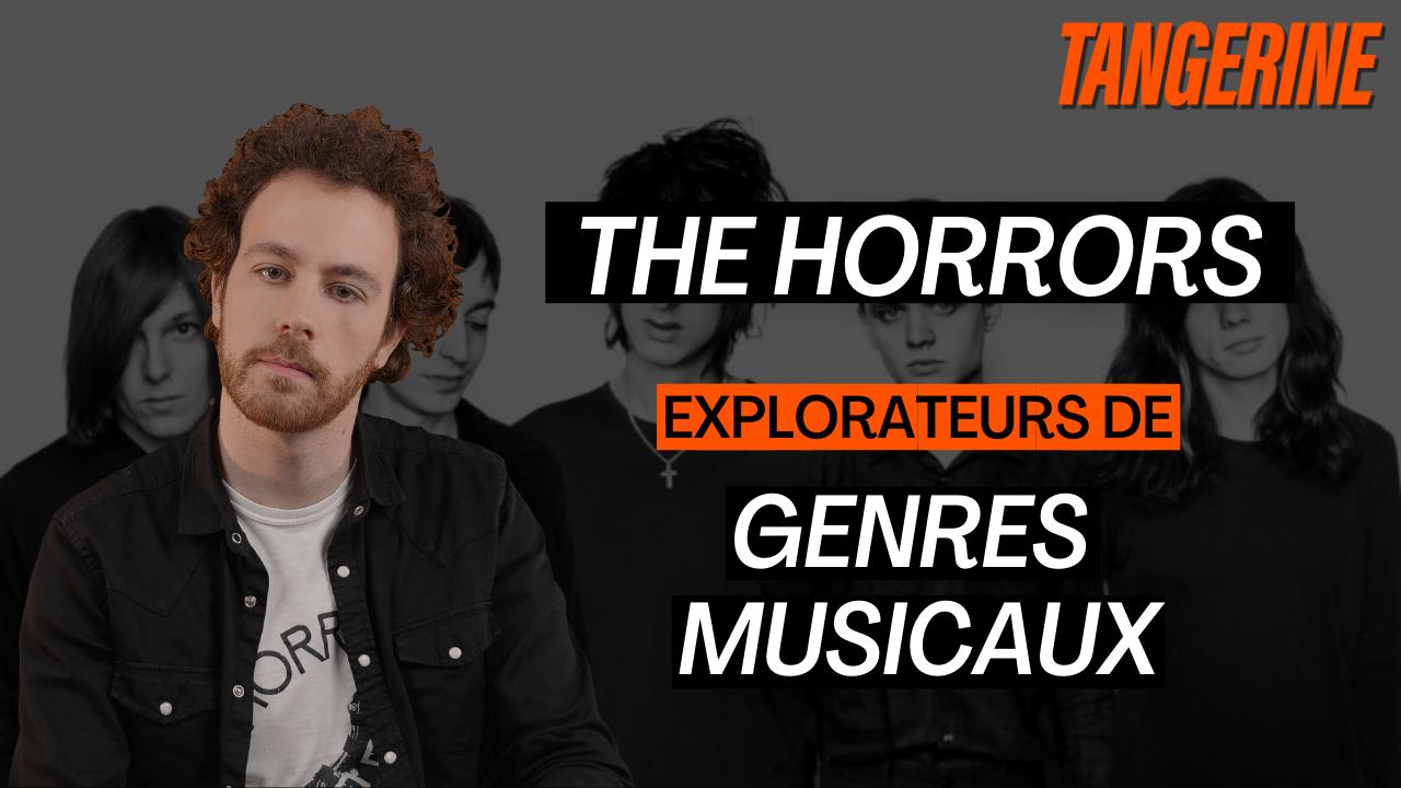 THE HORRORS, un groupe en quête d'un genre musical ? | TANGERINE
