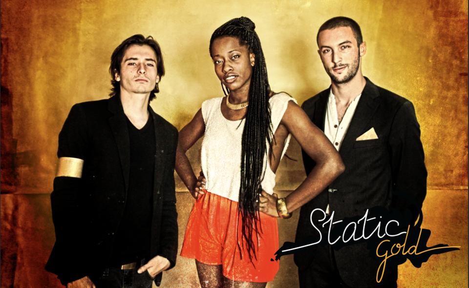 Static Gold, un groupe qui promet une ambiance électrique