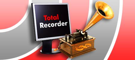Total Recorder : Un enregistreur universel