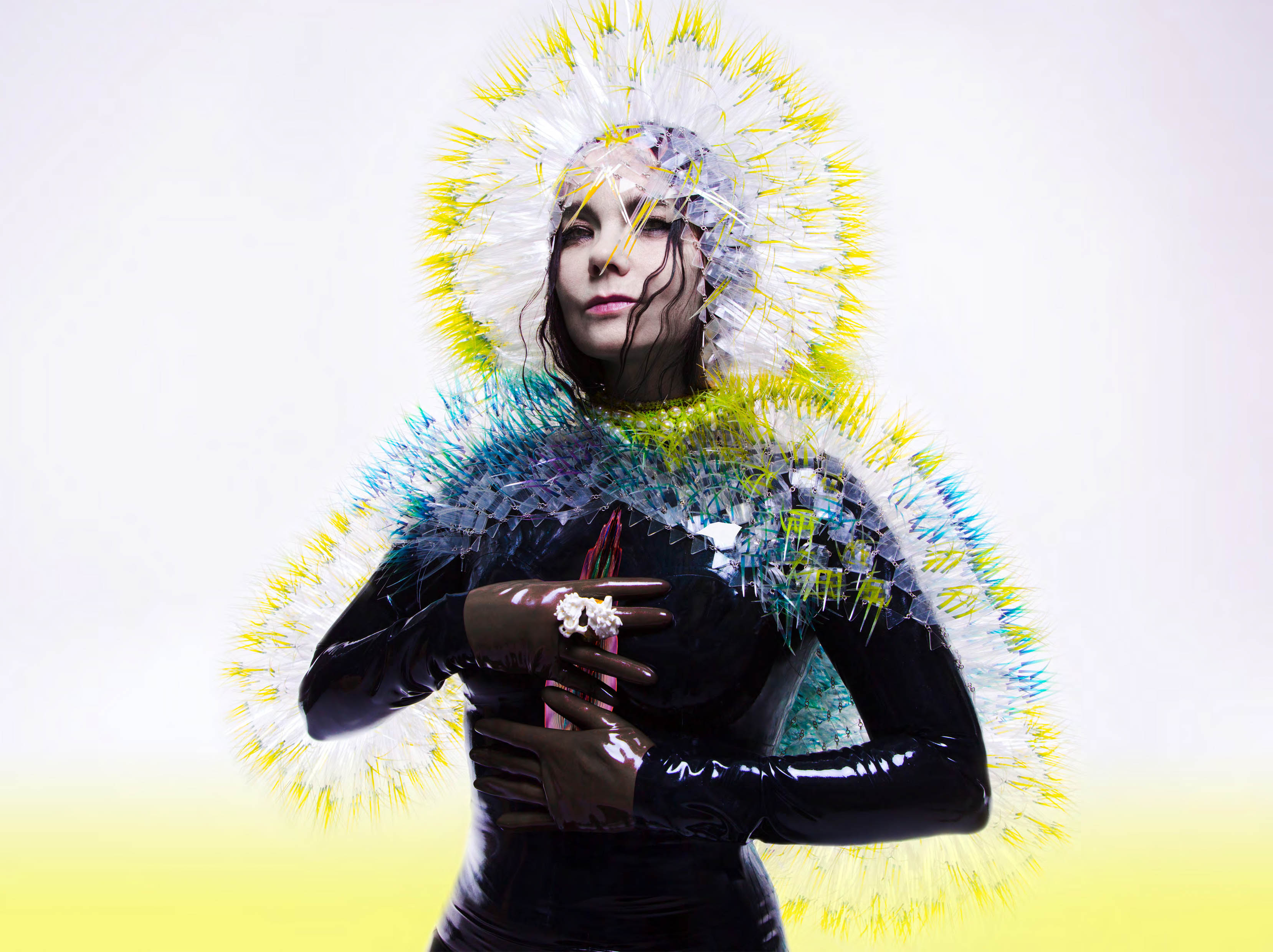 Björk et son nouveau clip Notget version 2