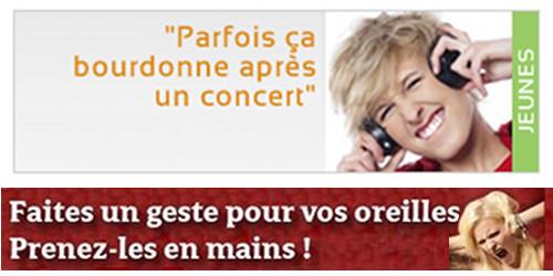 Jeudi 8 mars 2012 : 15e Journée Nationale de l'Audition (France)