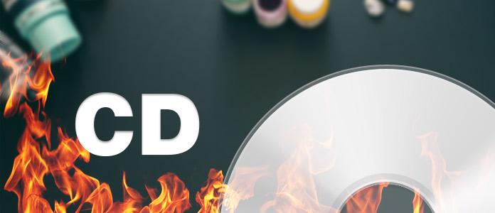 BurningCD 1.2.0 ou quand Winamp se met à graver des CD