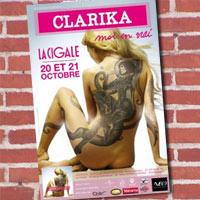 """Clarika """"Moi en vrai"""" : Un disque en mieux…"""