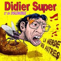 Didier Super sort un album de reprises