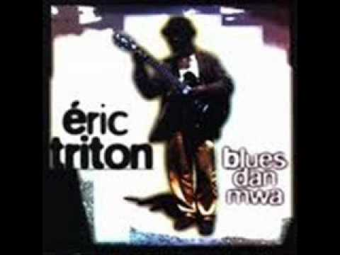 Eric Triton, le blues de l'île Maurice