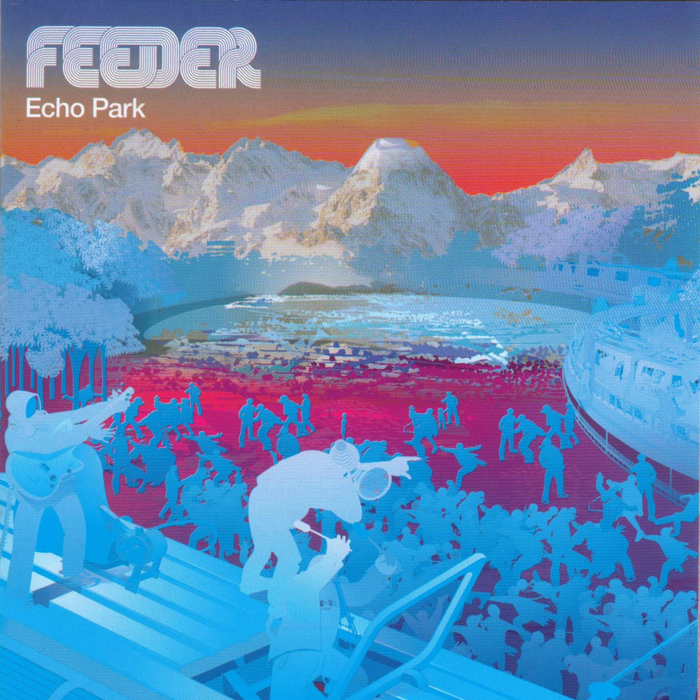 "FEEDER ""echo park"" (CD)"