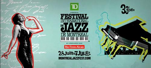 Programmation du Festival de Jazz, édition 2012 du 28 juin au 7 juillet