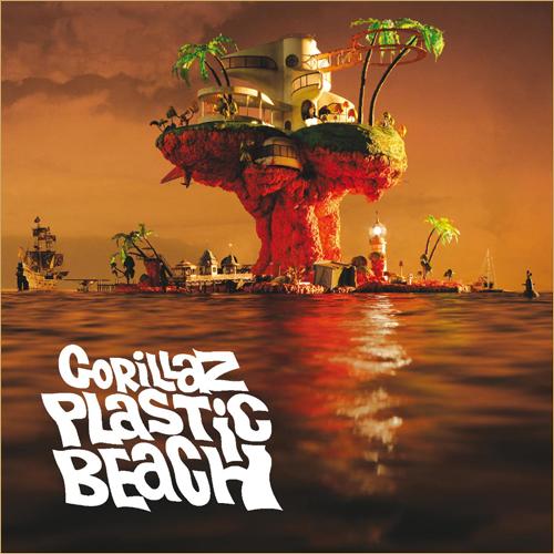 Gorillaz Plastic Beach en ligne avant sa sortie