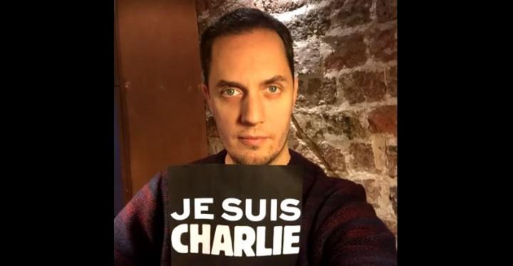 Grand Corps Malade #JeSuisCharlie