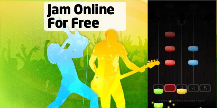 Le Guitar Hero au clavier sur internet : Jam Legend