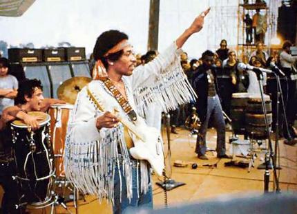Aujourd'hui en 1969: Le festival de musique Woodstock se termine