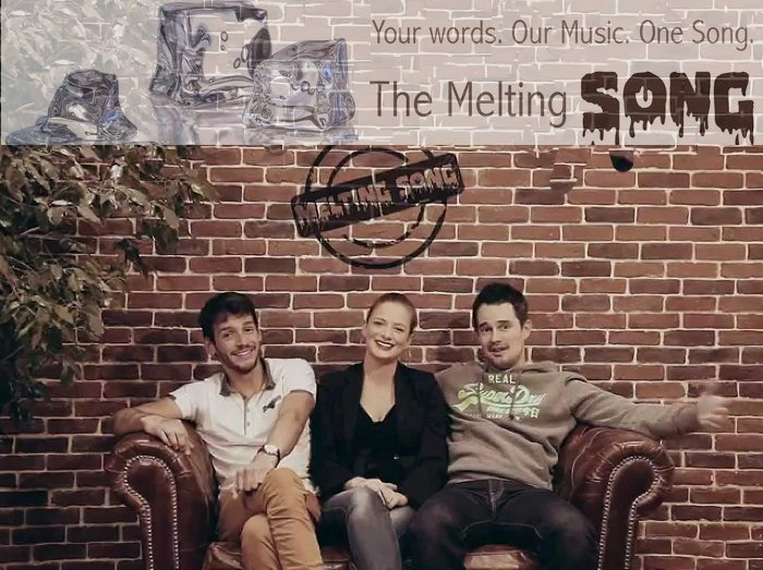 Projet collaboratif The Melting Song