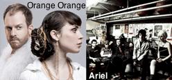 Orange Orange et Ariel à télécharger en mp3 gratuit