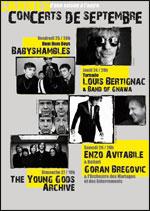 Concerts de Septembre à Cannes : J-10!