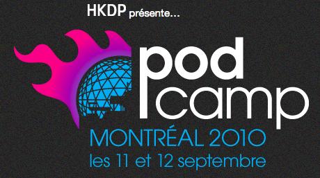 Nouveau réseau social Ping et Podcamp Montréal les 11 et 12 septembre 2010