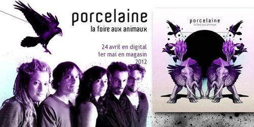Sortie d'album: La foire aux animaux de Porcelaine