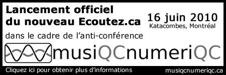 musiQCnumeriQC : l'anti-conférence pour un web musical au Québec