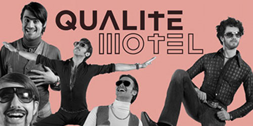 Qualité Motel – dance mix 95 et les autres qui relèvent la relève