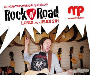 Le road trip musical québécois Rock n' Road Saison 2
