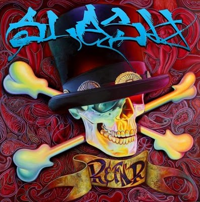 Slash, sortie d'un album solo très bien accompagné